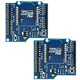 xbee bluetooth module - Gikfun Bluetooth XBee Shield V03 Module Wireless Control for ZigBee Arduino (Pack of 2pcs) EK1185x2