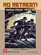 No Retreat 4: The Italian Front by GMT Games