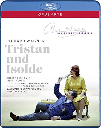 Tristan und Isolde – Bayreuther Festspiele [Blu-ray]