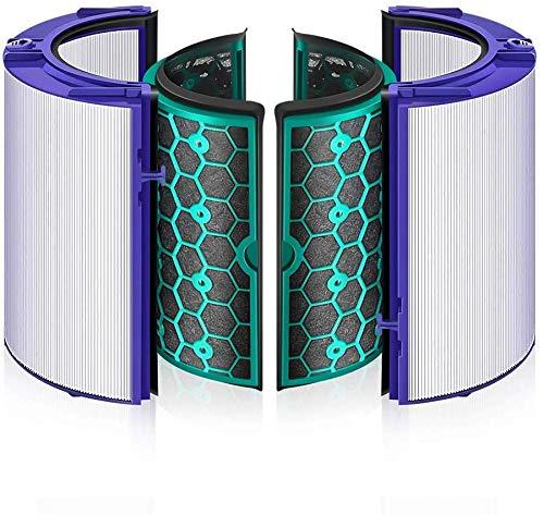 AIEVE Ersatzfilter Hepa Filter Zubehör kompatibel mit Dyson HP04 TP04 DP04 Pure Cool Luftreiniger und Lüfter