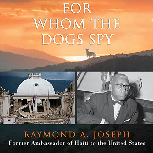 For Whom the Dogs Spy cover art