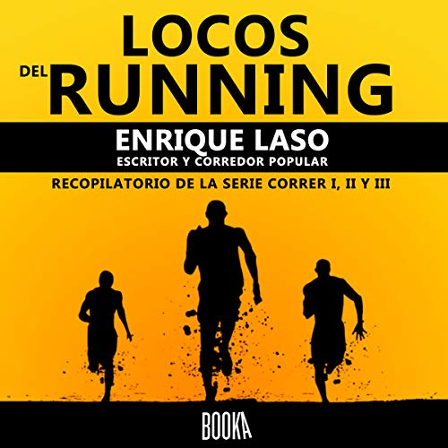 Locos del running [Crazy Running] audiobook cover art