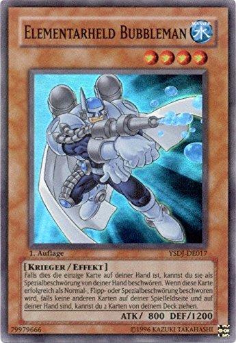 YSDJ-DE017 Elementarheld Bubbleman