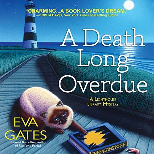 A Death Long Overdue: A Lighthouse Library Mystery, Book 7