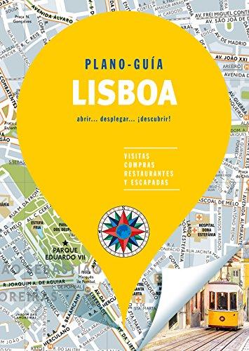 Lisboa (Plano-Guía): Visitas, compras, restaurantes y escapadas