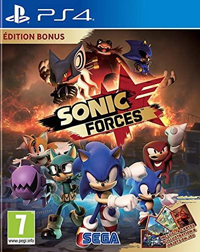 Sonic Forces - Bonus Edition - PlayStation 4 [Importación francesa]