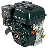 Loncin Motore a Benzina Orizzontale 4 Tempi - G270 F T/Q - Albero Cilindrico D.25,4 - Filtro Aria a Secco