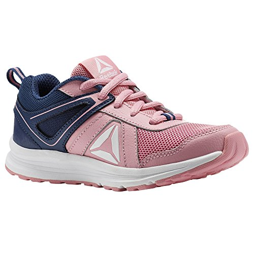 Reebok Almotio 3.0, Zapatillas de Trail Running para Niñas, Rosa (Squad Pink/Foundation Pink/Washed Blue 000), 31.5 EU