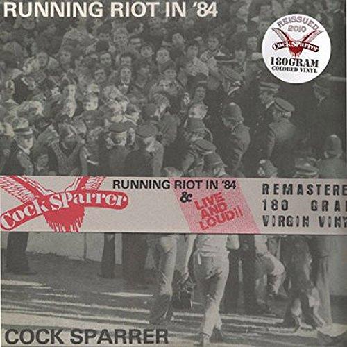 Running Riot 84/Live & Loud [Vinilo]