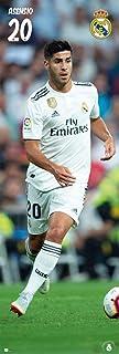 Real Madrid 2018/2019 Asensio Door Poster
