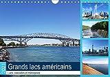 Grands lacs américains : Lacs, cascades et métropoles