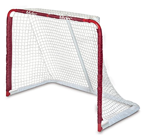 "Mylec All Purpose Steel Goal, Red , 52""X43""X28"""