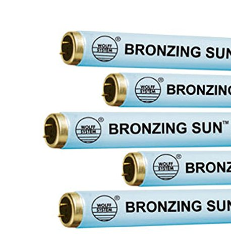 Wolff Bronzing Sun Plus F71 100W Bi Pin Tanning Lamp (16)