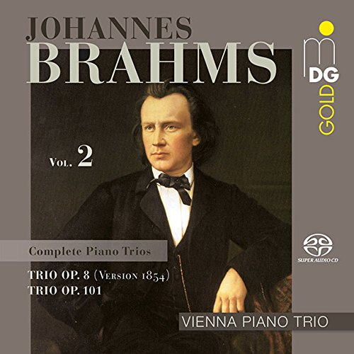 Brahms: Comeplete Piano Trios Vol. 2