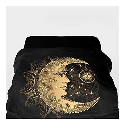3D-Bettbezug Decke/Tröster Abdeckung 220x240 (Color : 18, Size : 155x215cm)
