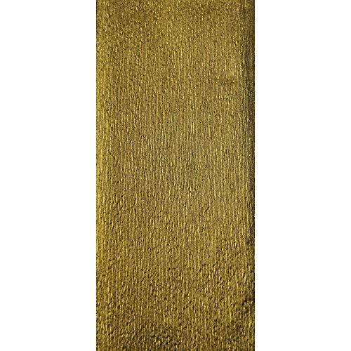 Clairefontaine 95275C hoja de crepé metalizado, 2,50x 0,50m, color dorado 50.50 x 17 x 0.40