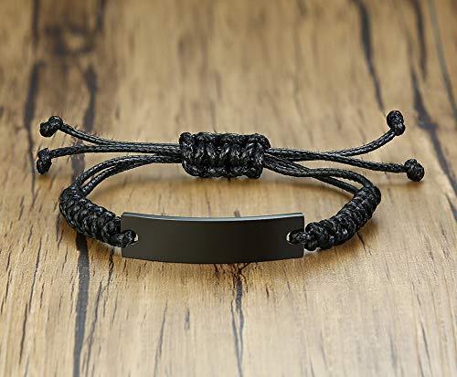Christian Bible Verse Bracelet for Men 3
