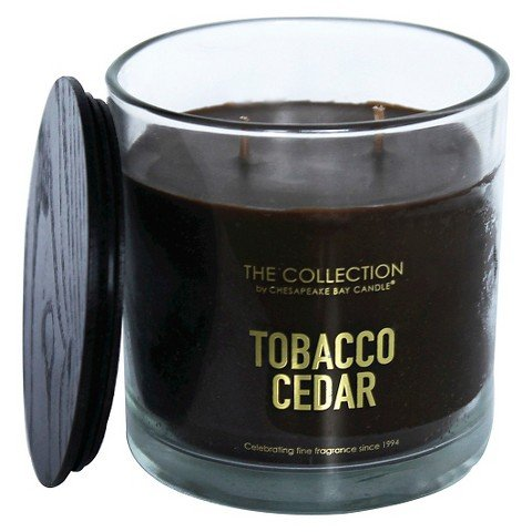 The Collection Tobacco Cedar Jar Candle