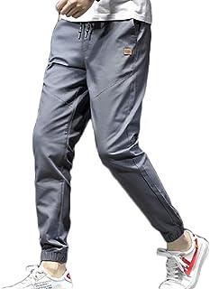 【在庫限り】[Cinq chats(サンクシャ)] ジョグパンツ スウェット ストレッチ スポーツウェア カジュアル 夏 メンズ