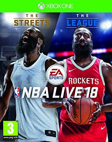 NBA Live 18 - The One Edition - Xbox One [Importación italiana]