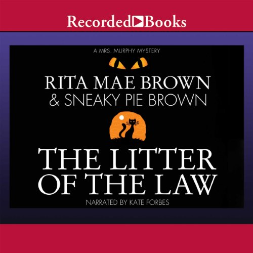 The Litter of the Law audiobook cover art