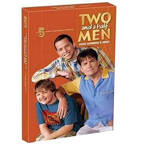 Two And A Half Men 5A Temp [DVD]