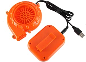 Decalare Inflatable Fans- Mini Fan Blower for Inflatable Costume