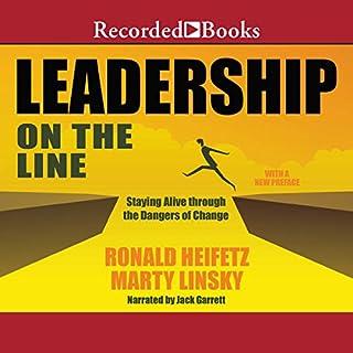 Leadership on the Line (Revised)     Staying Alive Through the Dangers of Change              著者:                                                                                                                                 Ronald A. Heifetz,                                                                                        Marty Linsky                               ナレーター:                                                                                                                                 Jack Garrett                      再生時間: 9 時間  44 分     レビューはまだありません。     総合評価 0.0