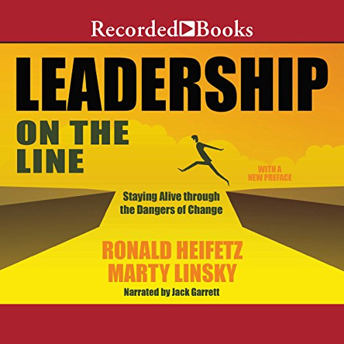 Leadership on the Line (Revised) Titelbild