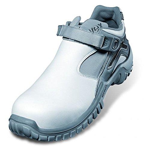 Uvex Sicherheitsschuhe 6927 Hygiene S1 SRC 44 Weiß