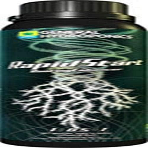 General Hydroponics HGC726855 RapidStart Rooting Enhancer Promotes Root Growth For Seedlings, Starts & Transplanting 275 ml