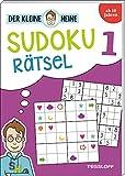 Der kleine Heine Sudoku Rätsel 1. Ab 10 Jahren: Kniffliger Rätselspaß
