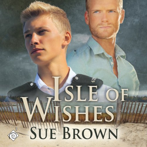 Isle of Wishes audiobook cover art