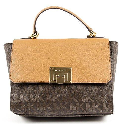 B2B, Brown, Handbags, Michael Kors, ONE SIZE, Womens