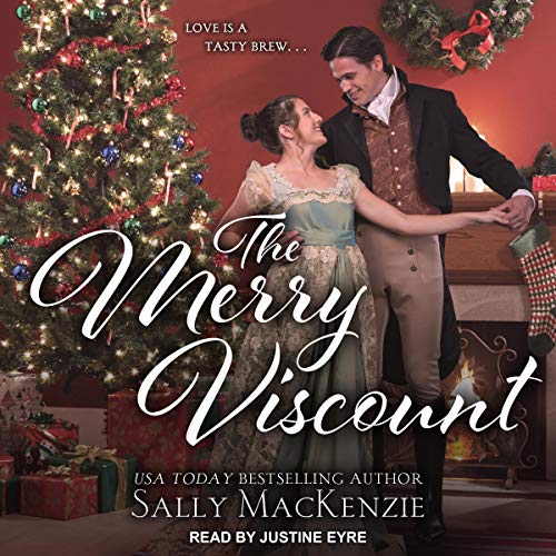 The Merry Viscount audiobook cover art