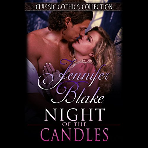 Night of the Candles audiobook cover art