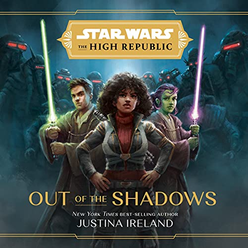 Out of the Shadows Audiobook By Justina Ireland cover art