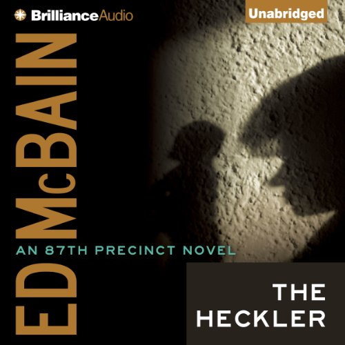 The Heckler audiobook cover art