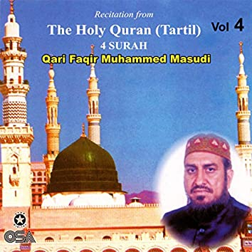 4 Surah - The Holy Quran, Vol. 4