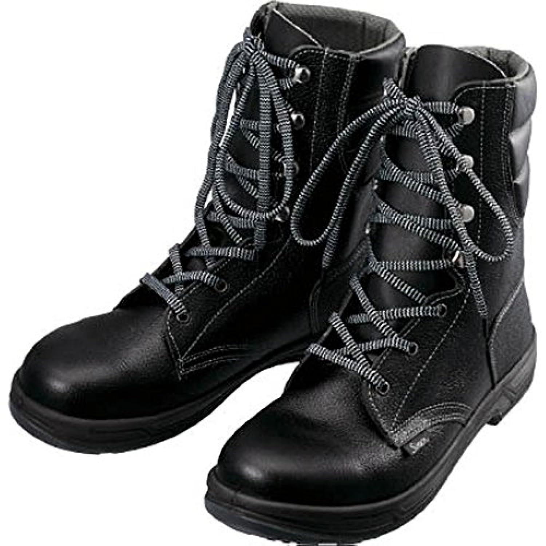 シモン/シモン 安全靴 長編上靴 SS33黒 24.5cm(2528789) SS33-24.5 [その他]