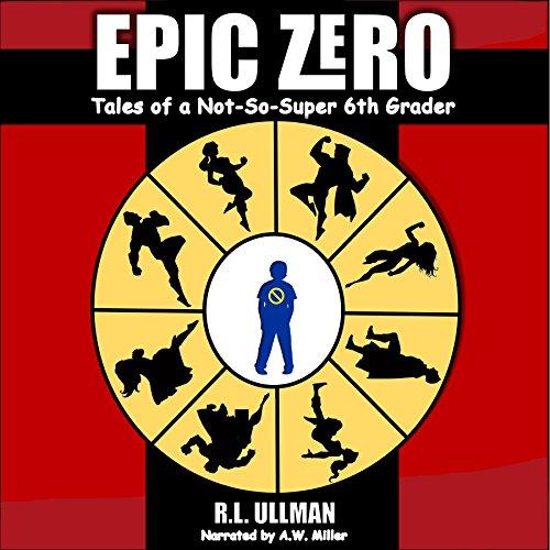 Epic Zero cover art