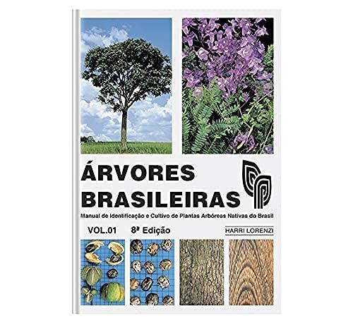 ÁRVORES BRASILEIRAS VOLUME 1 - 8ª Edição 2020
