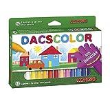 DacsAlpino DC050290 - Estuche 12 ceras, Multicolor
