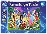 Disney Disney-12698 9 Clasic Puzzle 200 Piezas XXL, Multicolor (Ravensburger 12698 9)