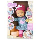 Nenuco- pourparlers bébé, Nous Pee, poupée avec des Sons pour Les Enfants de Plus de 1 an (Famosa 700016281)