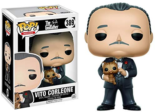 Funko 4714 No Actionfigur The Godfather: Vito Corleone