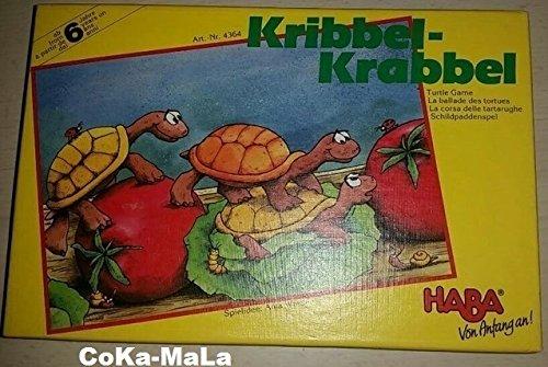 Kribbel Krabbel. HABA Kinderspiel.