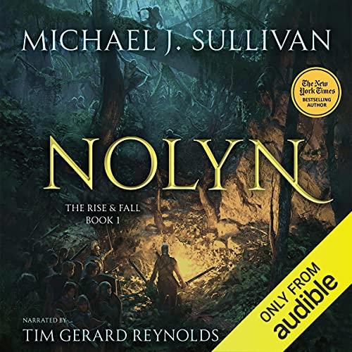 Nolyn Audiobook By Michael J. Sullivan cover art