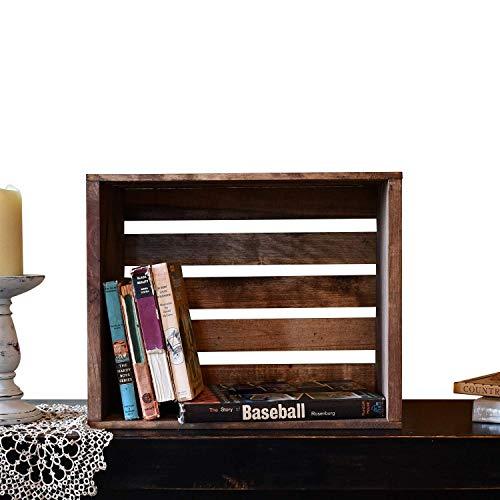 Darla#039Studio 66 Rustic Wood Crate