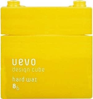 ウェーボ デザインキューブ ハードワックス 80g